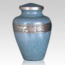 Avengale Evening Blue Cremation Urn