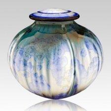 Peaceful Galaxy Cremation Urn