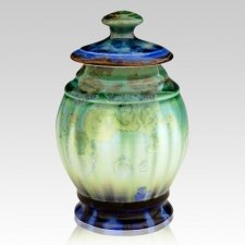Blue Dream Pet Cremation Urn