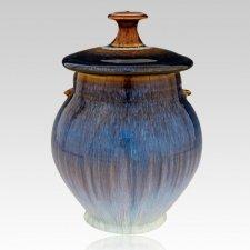Crystal Ice Cremation Urn