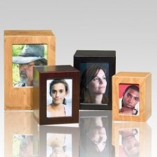 Moments in Life Wood Cremation Urns