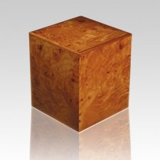 Crystal Valley Wood Cremation Urn