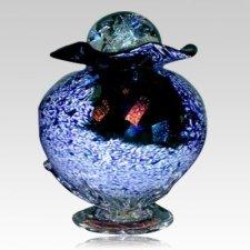 Diochroic Rainbow Companion Cremation Urn