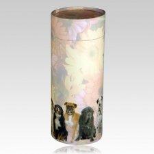 Dog Scattering Biodegradable Urn III