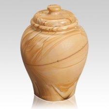 Gatti Large Marble Cremation Urn