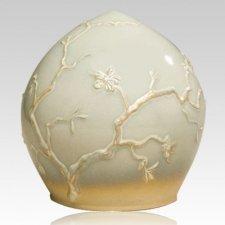 Elysium Ceramic Cremation Urn