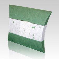 Light Green Journey Large Biodegradable Urn