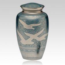 Last Travels Cremation Urn