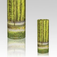 Forest Scattering Mini Biodegradable Urn