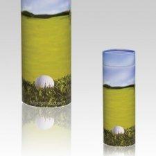 Golf Scattering Mini Biodegradable Urn