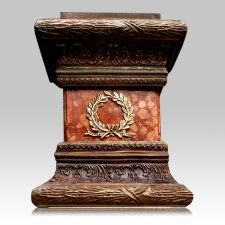 Grand Imperial Funeral Cremation Urn