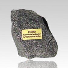 Garden Pet Medium Cremation Rock