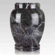 Green Marble Cremation Urn