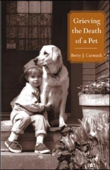 Grieving the Death of a Pet Book
