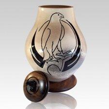 Eagle Tribal Cremation Urns
