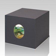 Swedish Mountain Cremation Urn