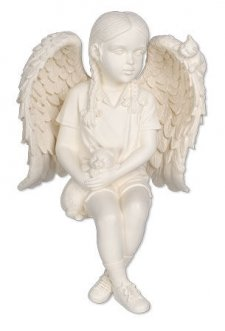 Hang in There Home & Garden Angel
