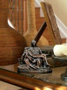 Pieta Bronze Keepsake Cremation Urn