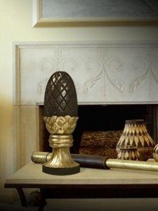 Continental Bronze Cremation Urn
