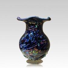 Tonight Keepsake Glass Cremation Urn