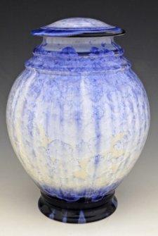 Himmelblau Art Cremation Urn