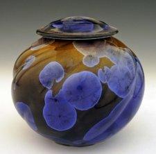 Saturn Pet Porcelain Cremation Urn