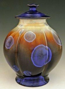 Ludacrest Art Cremation Urn