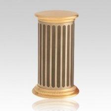 Titanium Bronze Keepsake Urn
