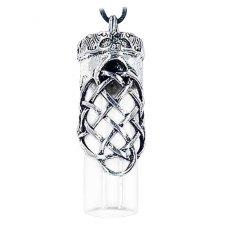 Love Cremation Urn Necklace