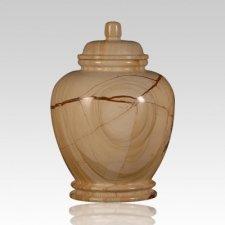 Teakwooden Child Cremation Urns