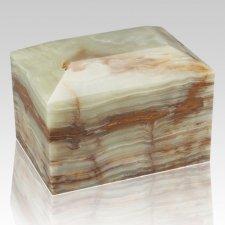 Ocean Square Onyx Cremation Urn