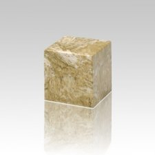 Neptune Cube Pet Cremation Urns