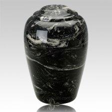 Ebony Pet Cremation Urn
