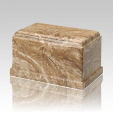 Olympus Syrocco Marble Cremation Urn