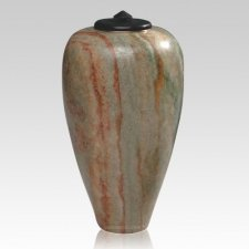 Palisades Marble Cremation Urn