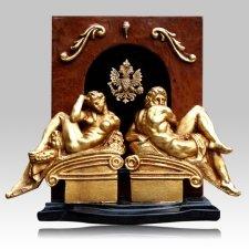 Medici Sculpted Art Cremation Urn