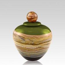 Memoriam Lime Small Art Urn