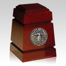 Monticello Marines Cremation Urn