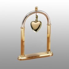 Gold Full Pendant Hanging Stand