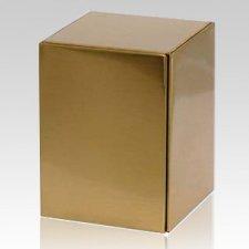 Sheet Metal Pet Cremation Urn