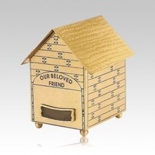 Doghouse Cremation Urn