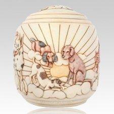 Good Day Sunshine Pet Cremation Urn