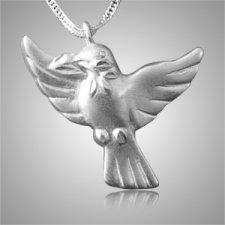 Dove to Heaven Cremation Keepsake