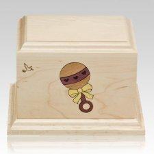 Rattle Children Infant Cremation Urn