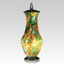 Reflection Glass Cremation Urn