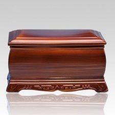 Peaceful Leaves Cremation Urn II
