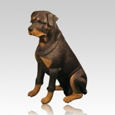 Rottweiler Cremation Urn