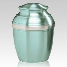 Green Silverado Cremation Urn