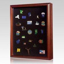 Veteran Memorabilia Display Case