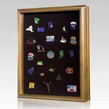 Military Memorabilia Display Case